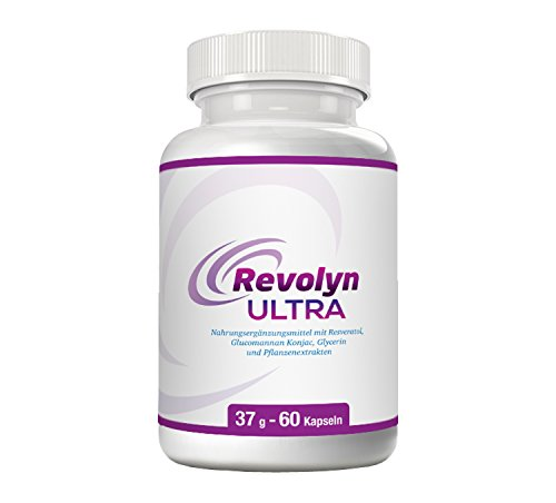 Revolyn Ultra – Schlankheitspille für effizienten Gewichtsverlust   Jetzt das 2 Flaschen-Paket mit Rabatt kaufen   (2 Flaschen)