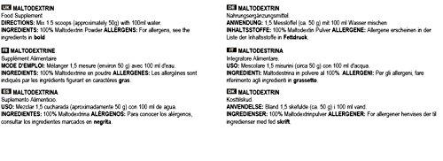 BULK POWDERS Maltodextrin Pulver, 5 kg