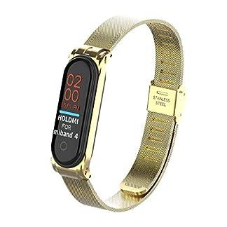 Siswong-Ersatz-Edelstahl-mesh-grtel-Armband-Band-Strap-fr-xiaomi-mi-Band-4-Metallarmband-Ersatzarmbnder-Ersatz-Strap-Erweiterbar-Armband-fr-Xiaomi-Mi-Band-4