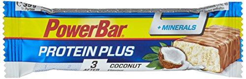 PowerBar Protein Plus + Minerals  (30x35g) Coconut