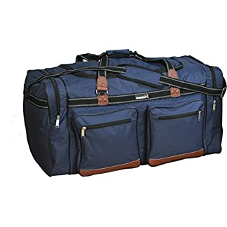 Foolsgold-Extra-groe-120L-Reisetasche-Holdall-Tasche