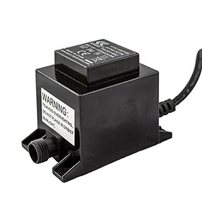 Kerry-Electronics-12V-396VAW-TrafoTransformator-IP44-kez0118-ket39-ACAC-Wechselstrom