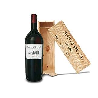 Cabernet-Sauvignon-Merlot-Chteau-Bel-Air-Frankreich-Bordeaux-1x-15l-Magnum-in-Holzkiste-Rotwein-trocken