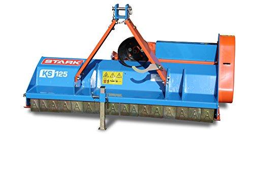 Schlegelmulcher-KS-125m-Mulcher-inkl-Gelenkwelle-Hammerschlegel