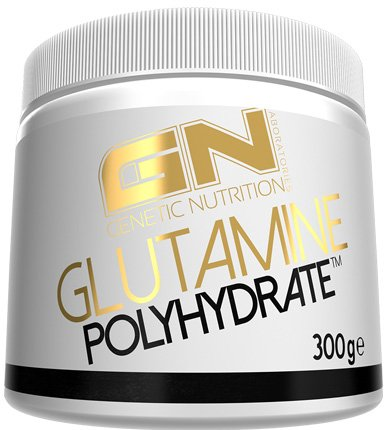 GN Laboratories Glutamine Polyhydrate Aminosäure Regeneration Muskelwachstum 300g – Bodybuilding