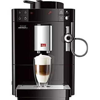 Melitta-Caffeo-Varianza-CS-F550-102-Kaffeevollautomat-mit-Auto-Cappuccinatore-System-Schwarz