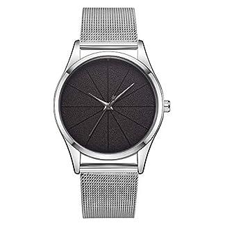 Geschfts-Armbanduhr-Damen-und-Herren-Allgemeine-Freizeit-Quarzuhr-Uhr-Analoguhren-Javpoo
