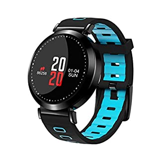 Voberry-Smart-Watch-Sport-Fitness-Aktivitt-Herzfrequenz-Tracker-Blutdruck-Smart-Watch