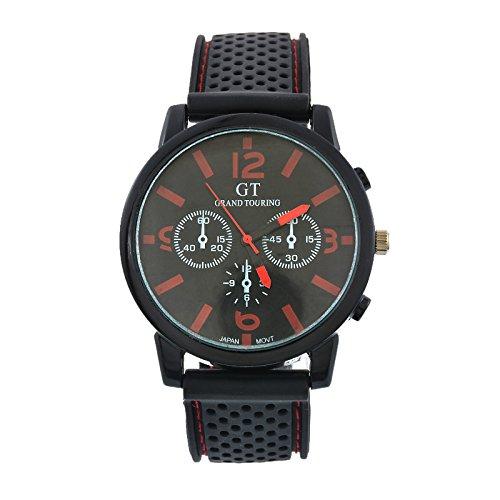 Souarts-Herren-Armbanduhr-mit-3-Zifferblatt-Einfach-Stil-Casual-Analoge-Quarz-Uhr-mit-Batterie-Rot