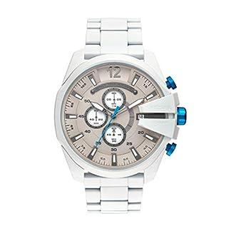 Diesel-Herren-Chronograph-Quarz-Uhr-mit-Edelstahl-Armband-DZ4502