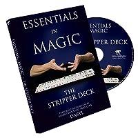 Essentials-in-Magic-Stripper-Deck-DVD
