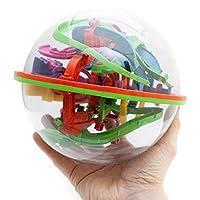 Goods-Gadgets-3D-Kugellabyrinth-Kugelspiel-Magic-Maze-Kugel-Labyrinth-Puzzle-Ball-Geschicklichkeitsspiel-20cm-XXL