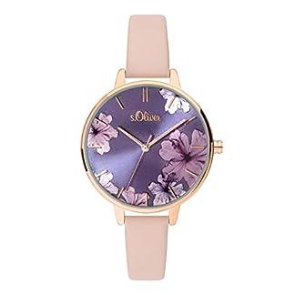 sOliver-Damen-Analog-Quarz-Armbanduhr