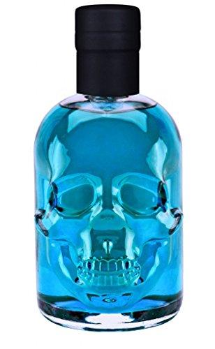 Absinth-Skull-Totenkopf-Arctic-Blue-02L-55-Vol-mit-maximal-erlaubtem-Thujon-35mgL