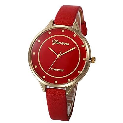 Chenang-Damen-Klassik-Armbanduhrflach-Slim-UhrKlein-Damen-Uhren-Retro-Analog-QuarzDamen-Analog-Quarz-Armbanduhr-mit-Elegant-38mm