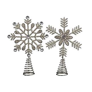 Meinposten-Tannenbaumspitze-Christbaumspitze-Weihnachtsbaumspitze-Baumspitze-edel-Silber