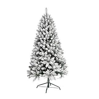 XL-Weihnachtsbaum-wei-90cm-120cm-150cm-180cm-210cm-Weihnachtsschmuck-Zedernschmuck