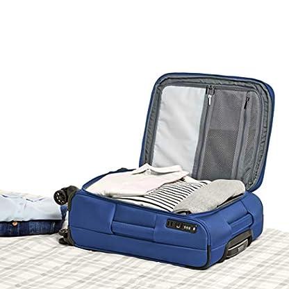 AmazonBasics-Premium-Expandable-Softside-Spinner-Luggage-with-TSA-Lock