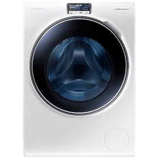 Samsung-WW10H9400EW-Autonome-Frontladung-10kg-1400rpm-A-Weie-Waschmaschine-Waschmaschinen-Autonome-Frontladung-Wei-Links-LCD-Edelstahl