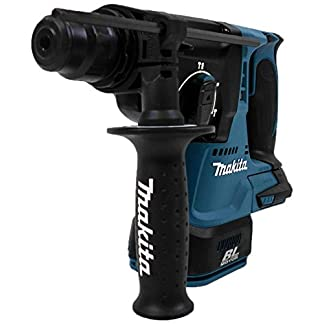 Makita-Wireless-Li-ion-SDS-Plus-Rotary-Brushless-3-Modus-Bohrhammer-24-mm-nur-Gehuse-DHR242Z