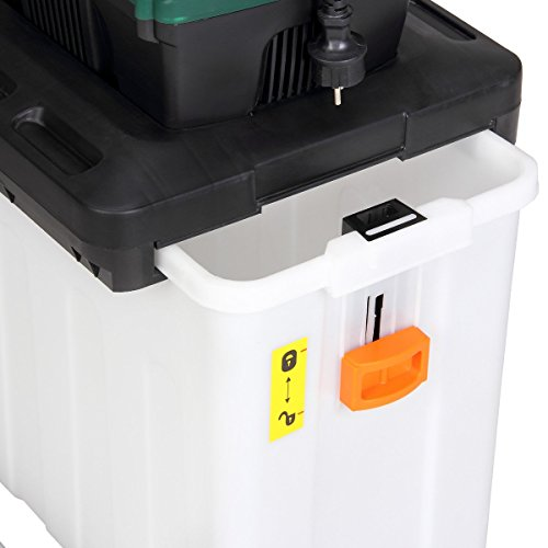 Gardebruk-elektrischer-Leisehcksler-2800-W-60-Liter-Auffangkorb-44-mm-Astdicke-Gartenhcksler-Walzenhcksler-Schredder