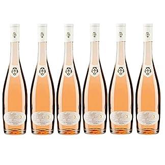 Les-Matres-Vignerons-de-St-Tropez-Rosewein-aus-Frankreich-Weinpaket-Ctes-de-Provence-Cep-dOr-Ros-2018-6-x-075-Liter
