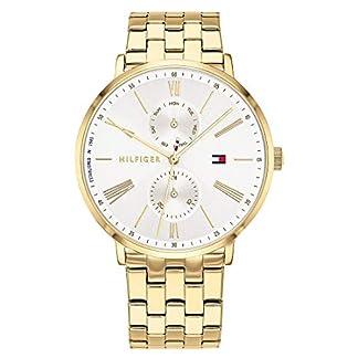 Tommy-Hilfiger-Damen-Uhren-Analog-Quarz-Edelstahl-32005939