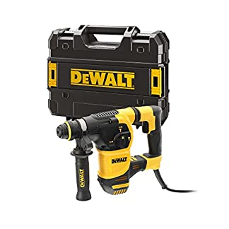 Dewalt-D25333K-QS-Kombihammer-SDS-plus-30mm-950Watt-950-W-230-V-Schwarz-Gelb