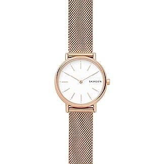 Skagen-Damen-Analog-Quarz-Uhr-mit-Edelstahl-Armband-SKW2694