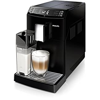 Philips-EP-355100-EP355100-Kaffeevollautomat-Polycarbonate-18-liters-Schwarz
