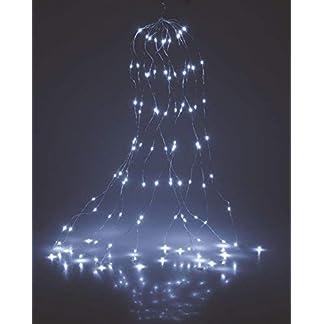 Draht-Lichterbndel-300-LED-kaltwei-10×30-LED-3m-Micro-Lichterkette-Leuchtdraht-Auen