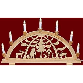 yanka-style-Schwibbogen-Lichterbogen-Leuchter-Waldmotiv-traditionelles-Motiv-7flammig-Weihnachten-Advent-Geschenk-Dekoration-83122