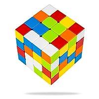 Buself-Zauberwrfel-4×4-Original-Speed-Cube-Stickerloser-Wrfel-mit-optimierten-Dreheigenschaften-4×4-Ohne-Sticker