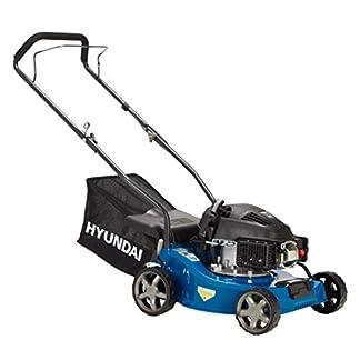 HYUNDAI-Benzin-Rasenmher-LM4001G-Schnittbreite-40cm-kraftvoller-HYUNDAI-Motor-mit-16kW-217PS-35L-Fangkorb-Benzinmher