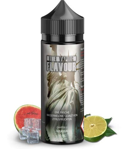 The Vaping Flavour Ch.3 Makiwa Aroma