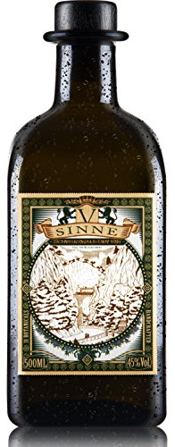 V-SINNE-Gin-Schwarzwald-Dry-Gin–Feel-the-Black-Forest-Premium-Gin-Ideal-als-Gin-Tonic-Handcrafted-Gin-31-Botanicals-45-500ML