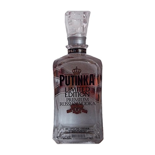 Vodka-Putinka-Premium-in-Karaffe-07L-echter-russischer-Wodka-Limited-Edition