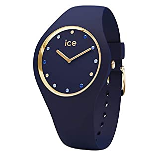 Ice-Watch-ICE-cosmos-Blue-shades-Womens-wristwatch-with-silicon-strap-016301-Small