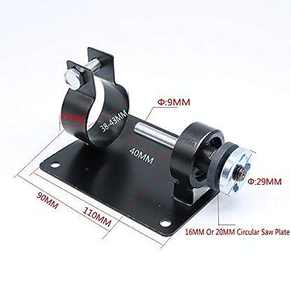 1pc-Bohrmaschine-schneiden-Sitz-stehen-Maschine-Halterung-Strecker-40mm-Bohrer