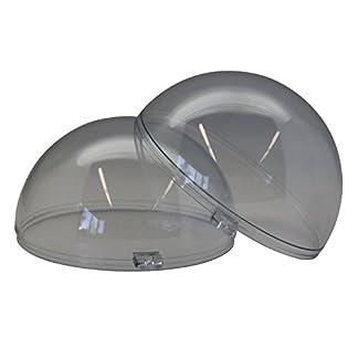Glorex-6-3500-007-Kunststoff-Kugel-teilbar-16-cm-glasklar
