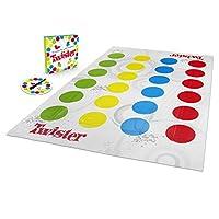 Hasbro-Twister-Spiel-Partyspiel-fr-Familien-und-Kinder-Twister-Spiel-ab-6-Jahren-klassisches-Spiel-fr-drinnen-und-drauen