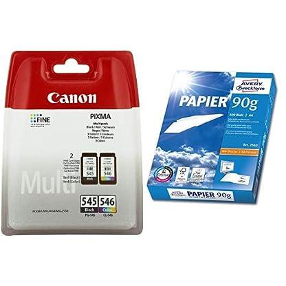 Canon-8287B006-Tintenpatronen-Multipack-8ml9ml-schwarzmehrfarbig