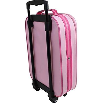 Unbekannt-Disney-Princess-Prinzessin-Kinderkoffer-Koffer-Trolley-Kinder-Handgepck-Pink