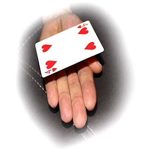Lift-Up-Card-Schwebende-Karte-Zaubertrick-Floating-Card-Zaubertricks