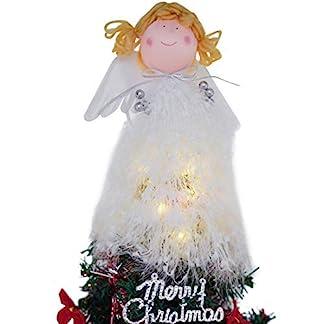 Shallylu-Christbaumspitze-Engel-Weihnachtsbaumspitze-Weihnachtsbaum-Urlaub-Winter-Weihnachtsbaum-Tischdekoration