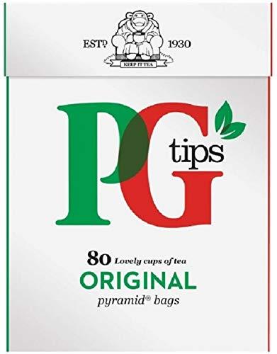 PG-Tips-Schwarztee-beutel-Black-Tea-bags-80-beutel