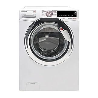 Hoover-DXP-310-AH1–30-autonome-Belastung-vor-10-kg-1300trmin-A-Wei-Waschmaschine–Waschmaschinen-autonome-bevor-Belastung-wei-links-Knpfe-griffig-10-kg