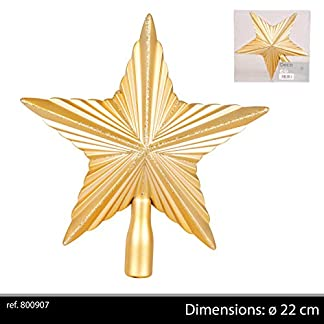 Christbaumspitze-Star-Dekoration-Baumkronen-Ornamente