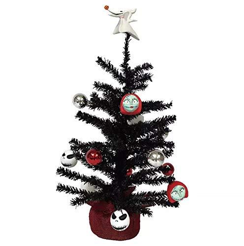 Tim-Burtons-Disney-Nightmare-Before-Christmas-Mini-Baum-25-Jahre-2018