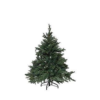Vivanno-Knstlicher-Weihnachtsbaum-beleuchtet-LED-Premium-Nordmanntanne